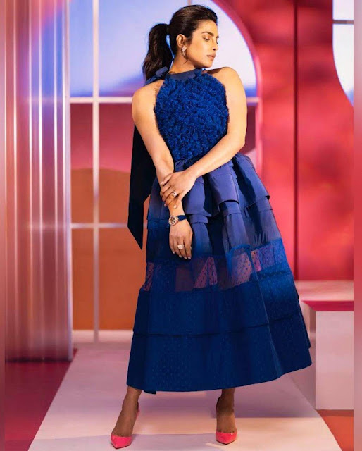 Priyanka Chopra Jonas – Academy Awards Nominations Announcement (March 2021)