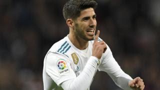 Man United za ta dauki Asensio na Madrid