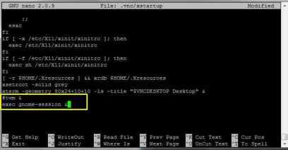 Tutorial Lengkap Installasi VNC Server di VPS Centos 6