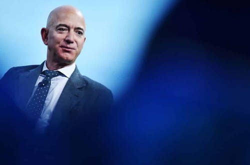 The richest man in the world quits his job at Amazon