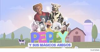 POS1 PEPPY Y SUS MÁGICOS AMIGOS