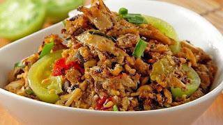 Resep Ikan Tongkol Suwir Pedas Sederhana dan Bikin Nagih