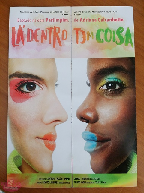 Musical Infantojuvenial baseado em obra da Adriana Calcanhoto