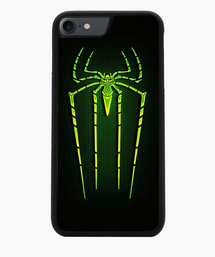 Fundas iphone - Diseño Green Spider