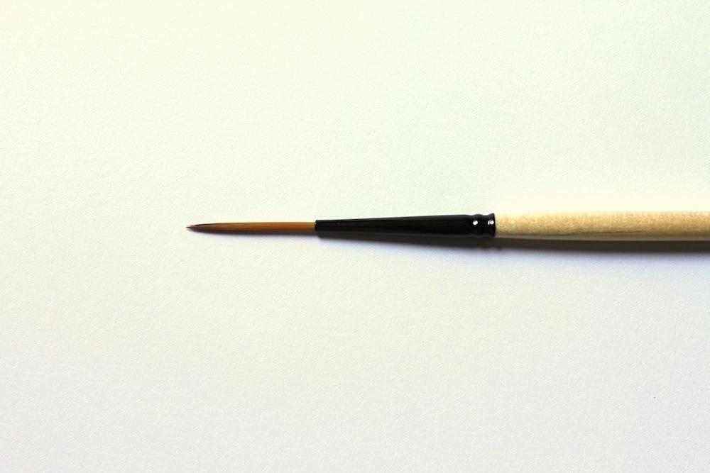 Dynasty Blog Fine Art Brush Tips Brush Shapes