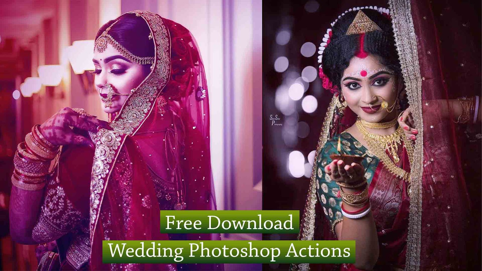 Free Download Wedding Photoshop Actions Free Professional