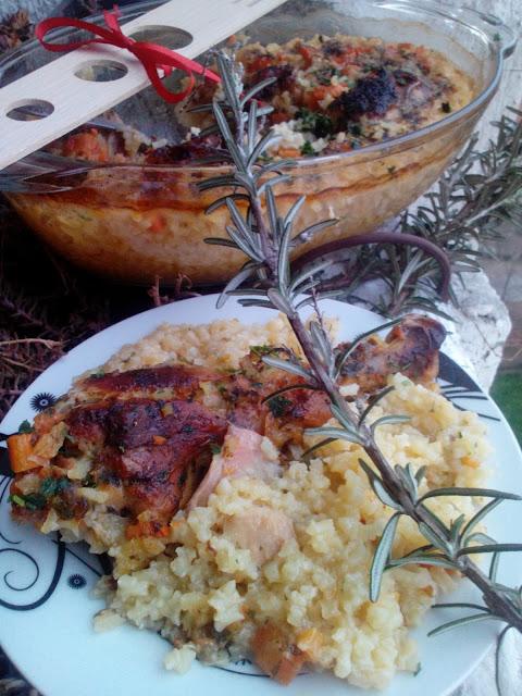Piletina na pirinču
