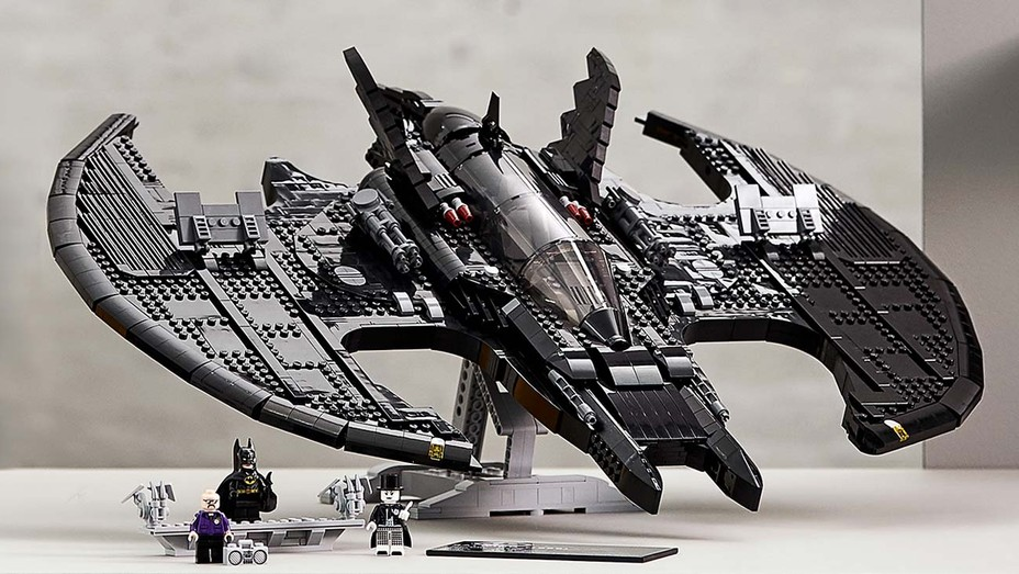 Batman 1989 Batwing Set Coming in October from Lego