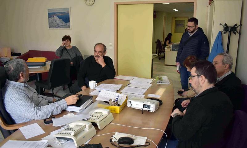 Επίσκεψη της Λαϊκής Συσπείρωσης σε δομές Υγείας της Αλεξανδρούπολης