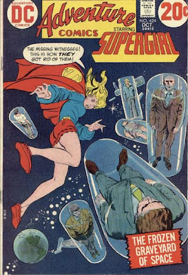Supergirl Adventure Comics #424