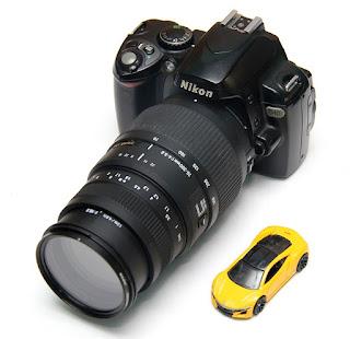 Nikon D40X + Kit Bekas