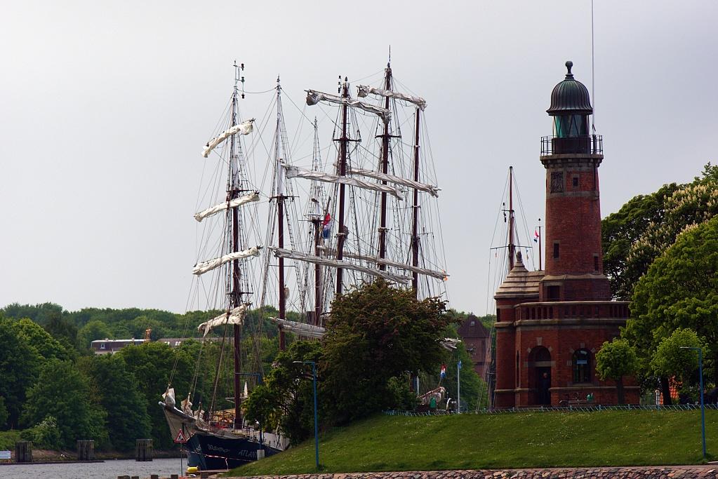 #120 Orestor f4 200mm – Leuchtturm Kiel Holtau