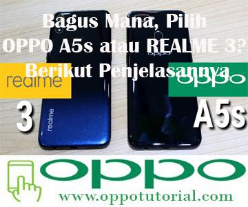 OPPO A5s atau REALME 3