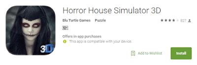 Berbagi informasi aplikasi game horror android terbaru..ringan..dan terbaik di tahun 2016..game horor paling menyeramkan..offline..aplikasi android keren