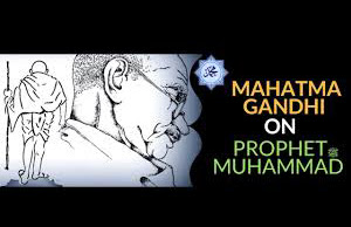 The Prophet (saw) was a seeker of truth: Mahatma Gandhi