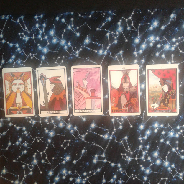 Quick Astrology Tarot Reading Leo Season 2020 July