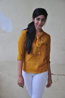 Actress Kalyani  Pictures at Thu Hi Re Meri Jaan Movie Press Meet  0013.jpg