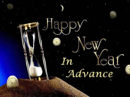 Advance Happy New Year 2016 Wishes Images 1080p