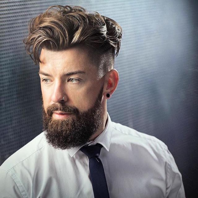 coupe de cheveux tendance homme 2016
