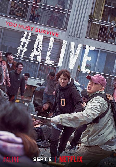 Alive 2020 (Korean Movie)