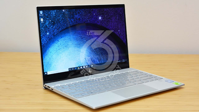 HP Envy 13: a lightweight notebook PC with a good price-performance ratio