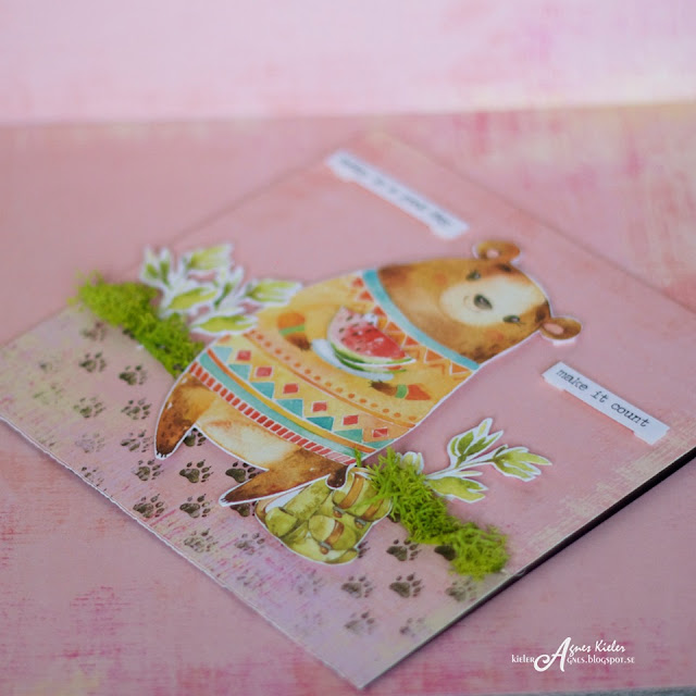 papier do scrapbookingu Summertime Picnic
