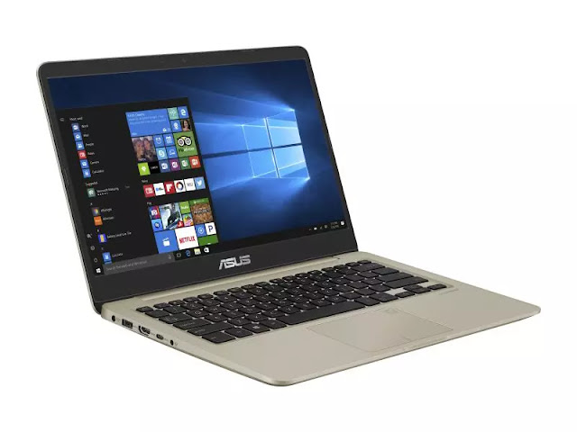 Asus VivoBook S14 S410UN has a (1920x1080) FHD display at a 16:9 aspect ratio. Asus VivoBook S14 S410UN is a Laptop that works with Window 10 Pro 64-bit having Intel® Core™ i5 82500U(8th Gen) Processor. Asus VivoBook S14 S410UN provides up to 8GB RAM with 256GB SATA SSD storage which is better for the latest laptop brands. Asus VivoBook S14 S410UN can support 60% fast charging and Complete charge duration within 49 minutes. It is suitable for budget laptops in nepal. It is the best option for gamers as well. The price of laptop in nepal is RS 49,500.