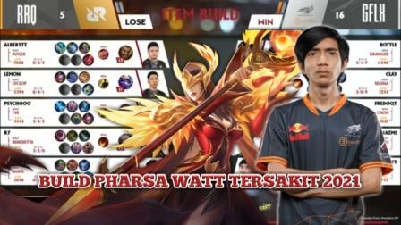 Build Pharsa GFLX Watt Tersakit