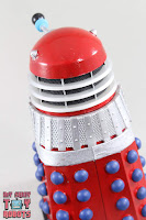 "Brotherhood of the Daleks Red ""Thalek"" Dalek 10"