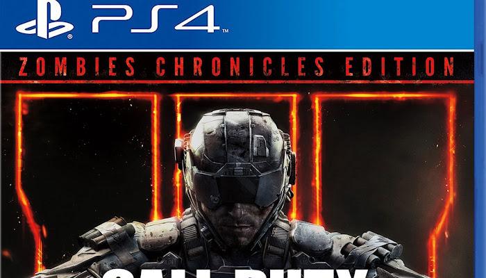 Call of Duty Black Ops 3 + DLC [PS4] [PKG] [Zippyshare]