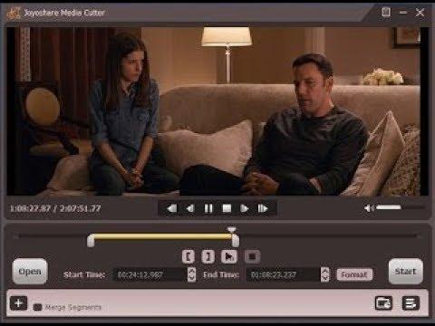 تحميل برنامج Joyoshare.MediaCutter.2.0.5 لتقسيم الفيديو والصوتيات