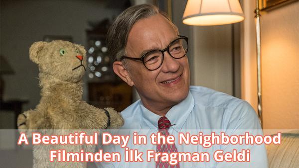 A Beautiful Day in the Neighborhood Fragman İzle