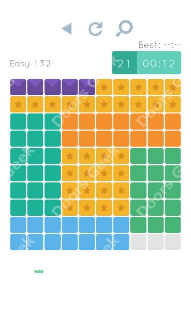Cheats, Walkthrough for Blocks and Shapes Level 132