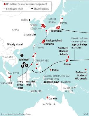 Em uma importante guerra EUA-China, de que lado está o sudeste da Ásia? 2