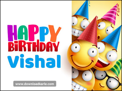 Happy Birthday Vishal Art