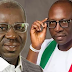 EDO POLLS: PDP Heads To Court To Challenge Obaseki's Victory, Calls For Dissolution Of INEC