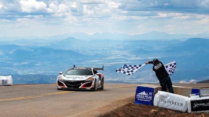 Pikes Peak 2020: Carrera hacia las nubes sí, pero sin espectadores