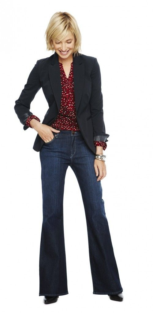 4f110d2903 BUSINESS CASUAL FOR WOMEN JEANS BEST OUTFITS