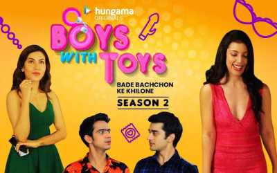 Boys With Toys 2019 Hindi Dubbed Web Series S2 Download 480p
