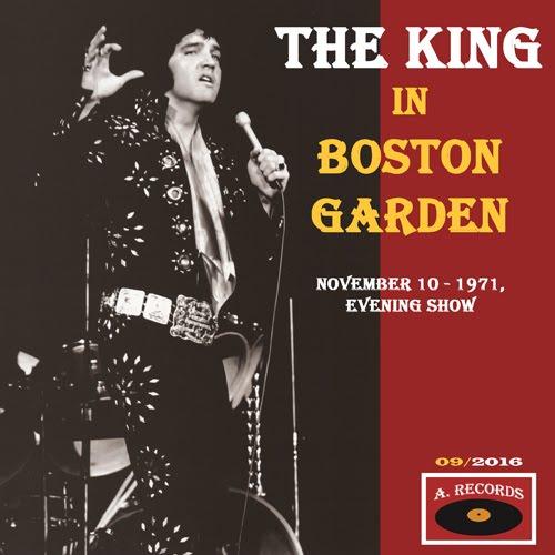 The King In Boston Garden (September 2016)