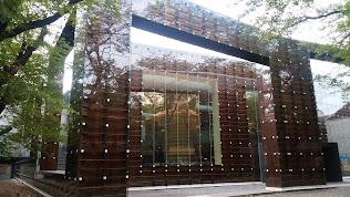 武蔵野美術大学の図書館