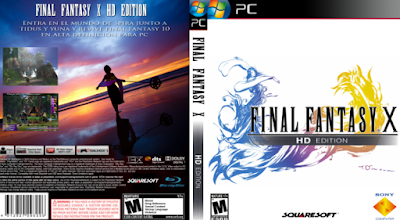 Download Final Fantasy X PS2 ISO For PC
