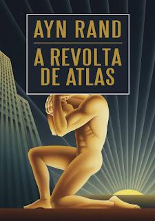 A Revolta de Atlas é um livro muito bom, valendo a pena a leitura