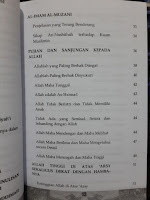 Buku Aqidah Imam Al-Muzani Murid Imam Asy-Syafi'i