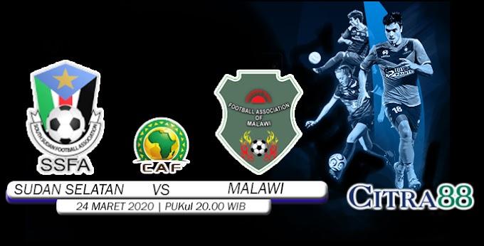 PREDIKSI SUDAN SELATAN VS MALAWI 24 MARET 2021