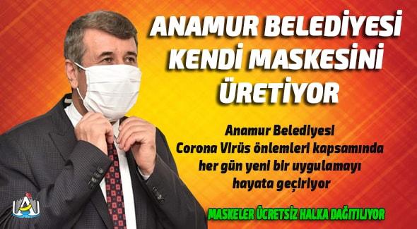 Anamur Haber, Anamur Son Dakika, Anamur Belediyesi, Hidayet Kılınç, GÜNCEL, Corona Virüsü, #EvindeKalAnamur,