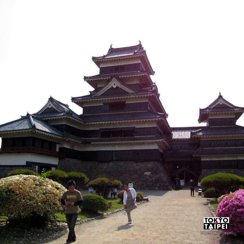 【松本城】松本人的驕傲 白天夜晚都美麗的黑色古城