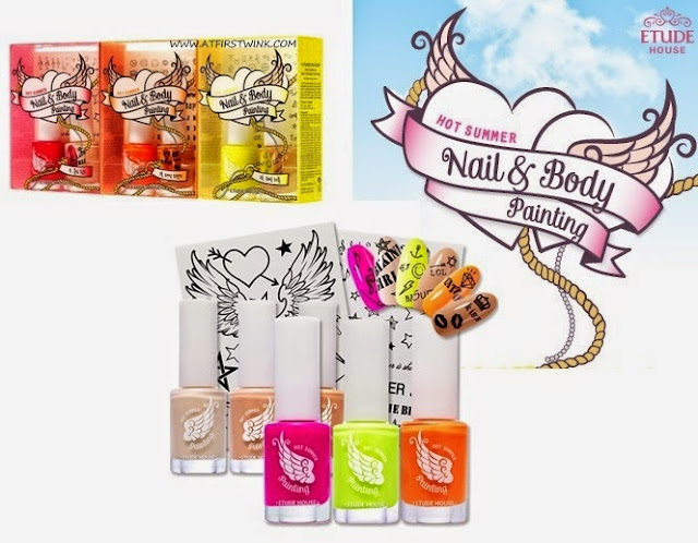Etude House Sweet Bubble Play And Other New Releases
