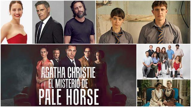 'El misterio de Pale Horse' en Movistar, 'Normal People' en Starz