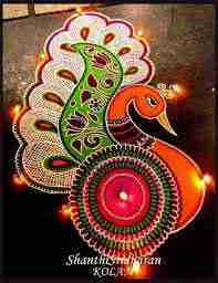 Latest Rangoli Design For Diwali Images